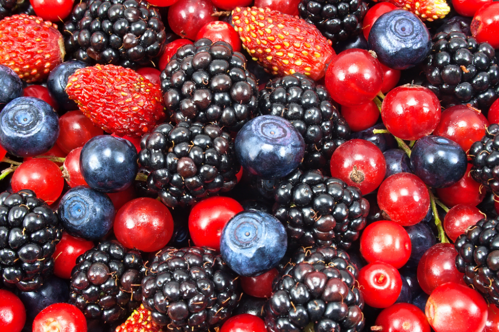 frosne bær